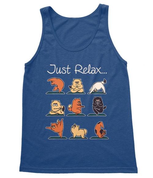Cica jóga Póló - Ha Workout rajongó ezeket a pólókat tuti imádni fogod!