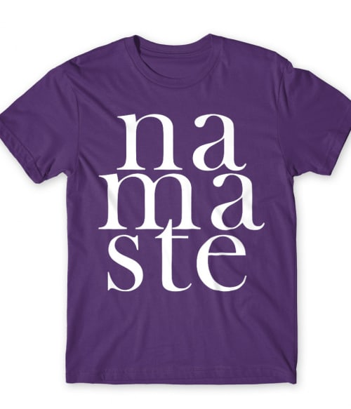 Namaste Póló - Ha Workout rajongó ezeket a pólókat tuti imádni fogod!
