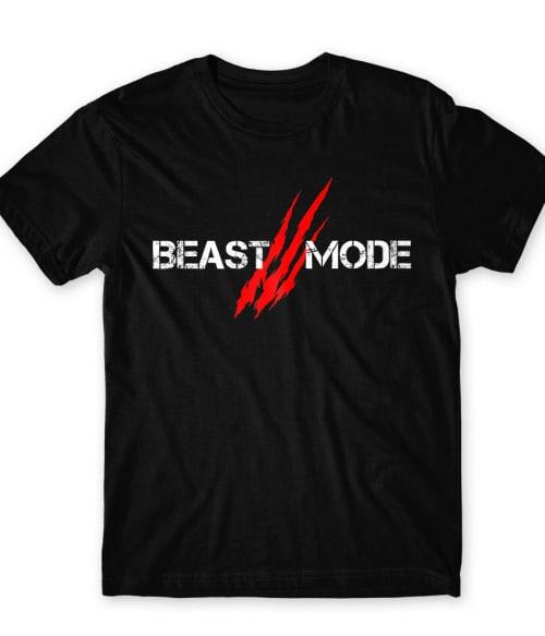 Beast mode Póló - Ha Workout rajongó ezeket a pólókat tuti imádni fogod!