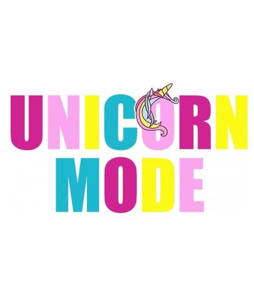 Unicorn mode Póló - Ha Workout rajongó ezeket a pólókat tuti imádni fogod!