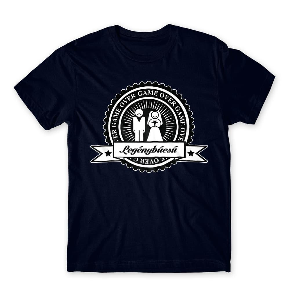 Game Over Szalag Póló - Ha Bachelor Party rajongó ezeket a pólókat tuti imádni fogod!