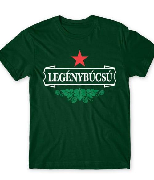 Heineken Legénybúcsú Póló - Ha Bachelor Party rajongó ezeket a pólókat tuti imádni fogod!
