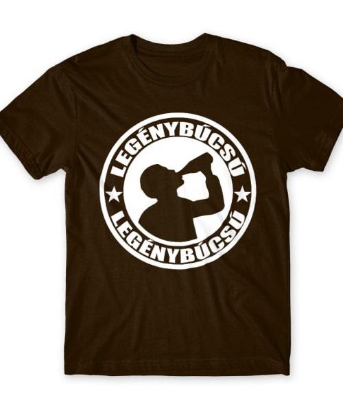 Legénybúcsú logó Póló - Ha Bachelor Party rajongó ezeket a pólókat tuti imádni fogod!