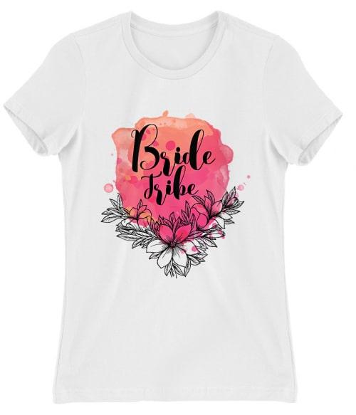 Bride Tribe Póló - Ha Bachelorette Party rajongó ezeket a pólókat tuti imádni fogod!