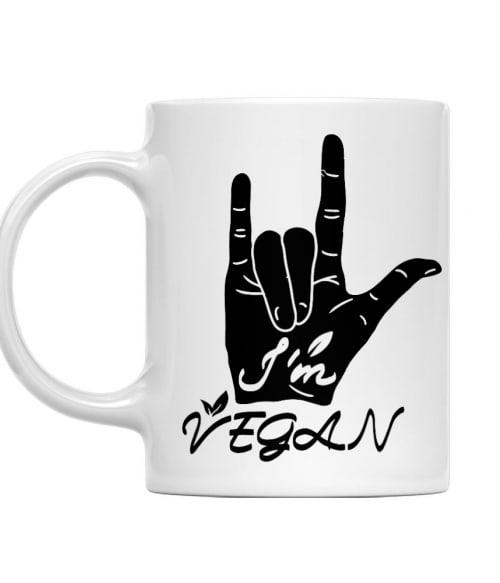 I'm vegan hand Póló - Ha Vegetarian rajongó ezeket a pólókat tuti imádni fogod!