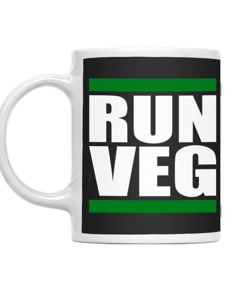 Run veg Póló - Ha Vegetarian rajongó ezeket a pólókat tuti imádni fogod!