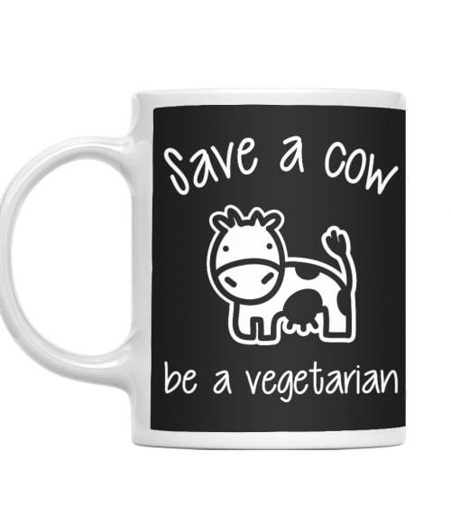 Save a cow Póló - Ha Vegetarian rajongó ezeket a pólókat tuti imádni fogod!