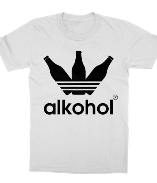 Alkohol Logo Póló - Ha Festival rajongó ezeket a pólókat tuti imádni fogod!
