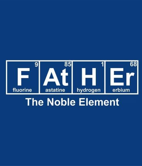 The noble element Póló - Ha Family rajongó ezeket a pólókat tuti imádni fogod!