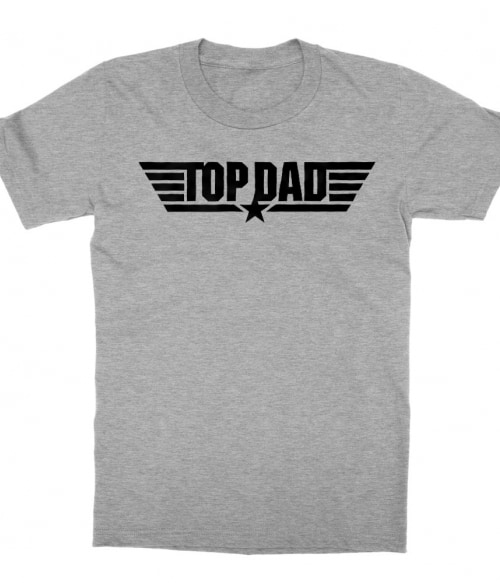 Topdad logo Póló - Ha Family rajongó ezeket a pólókat tuti imádni fogod!