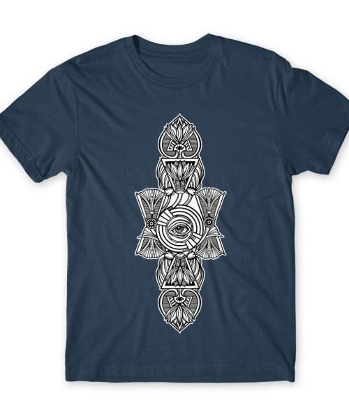 Egypt Lotus Póló - Ha The Mummy rajongó ezeket a pólókat tuti imádni fogod!