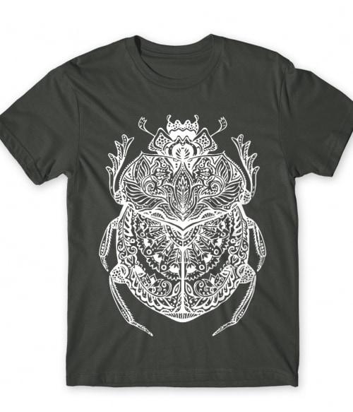 Skarabeusz Art Póló - Ha The Mummy rajongó ezeket a pólókat tuti imádni fogod!