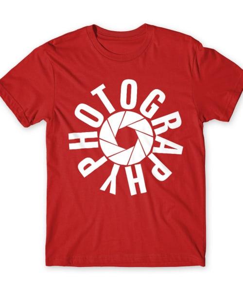 Photography circle Póló - Ha Photography rajongó ezeket a pólókat tuti imádni fogod!