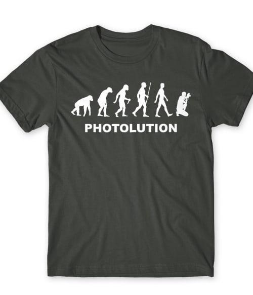Photolution Póló - Ha Photography rajongó ezeket a pólókat tuti imádni fogod!