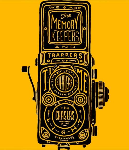 We are the memory keepers Póló - Ha Photography rajongó ezeket a pólókat tuti imádni fogod!
