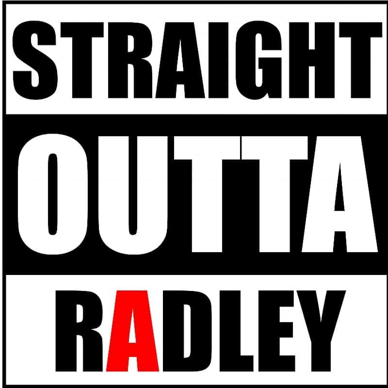 Straight Outta Radley Póló - Ha Pretty Little Liars rajongó ezeket a pólókat tuti imádni fogod!