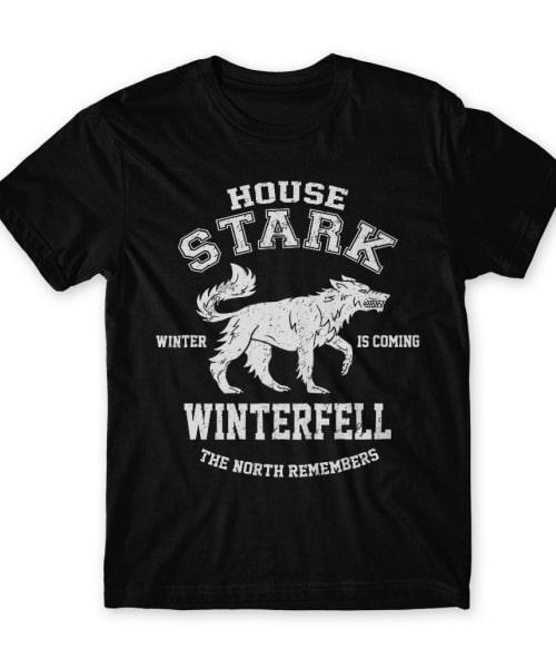 House Stark Póló - Ha Game of Thrones rajongó ezeket a pólókat tuti imádni fogod!