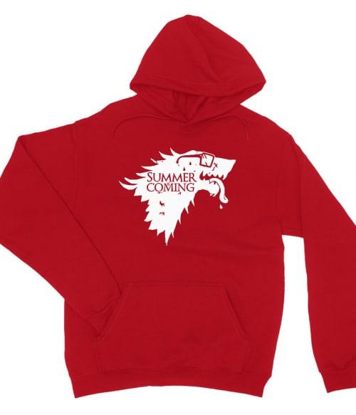 Summer is coming stark logo Póló - Ha Game of Thrones rajongó ezeket a pólókat tuti imádni fogod!