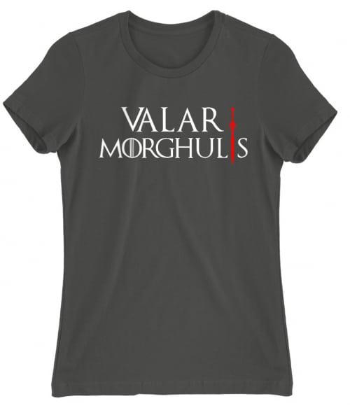 Valar Morghulis Póló - Ha Game of Thrones rajongó ezeket a pólókat tuti imádni fogod!