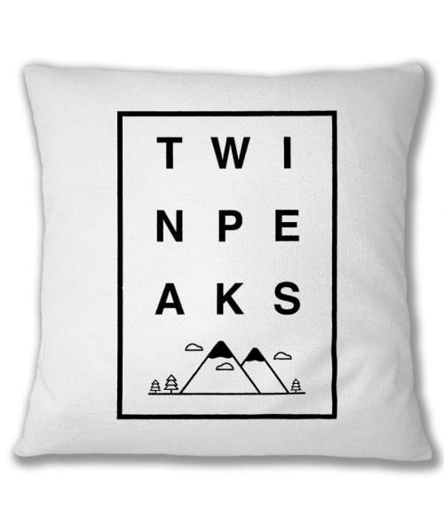Twin Peaks minimal Póló - Ha Twin Peaks rajongó ezeket a pólókat tuti imádni fogod!