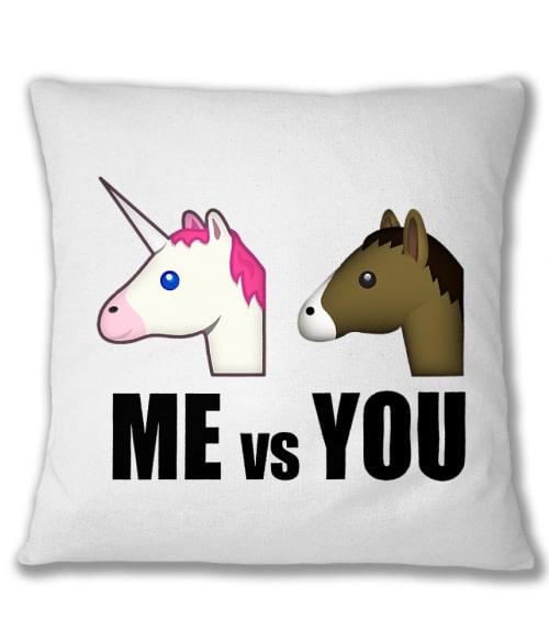 Me vs You unicorn Póló - Ha Unicorn rajongó ezeket a pólókat tuti imádni fogod!