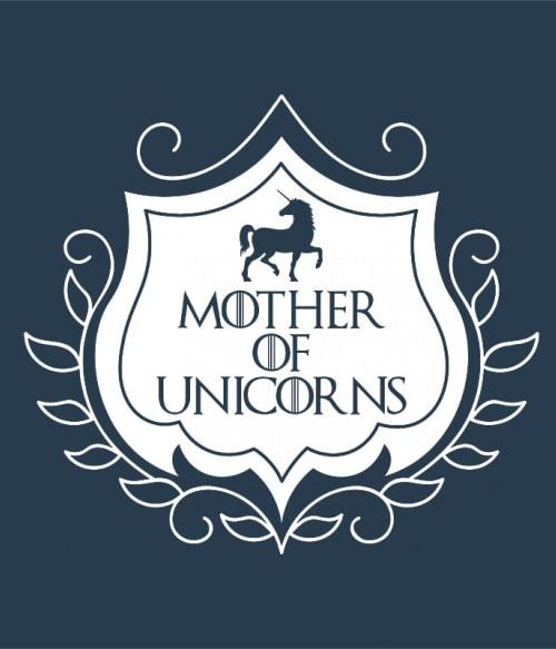 Mother of unicorns Póló - Ha Unicorn rajongó ezeket a pólókat tuti imádni fogod!