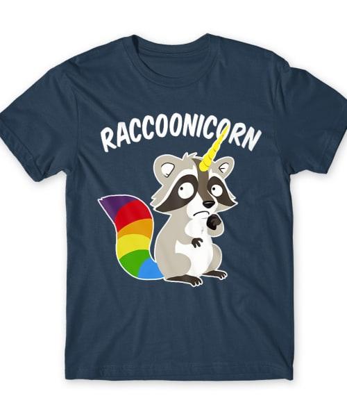 Raccoonicorn Póló - Ha Unicorn rajongó ezeket a pólókat tuti imádni fogod!