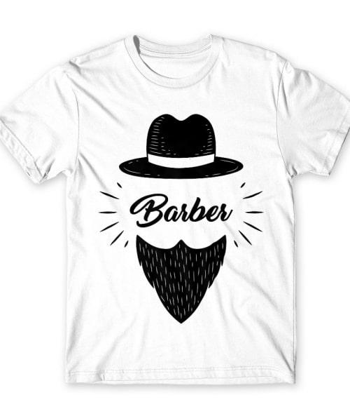 Barber Póló - Ha Hairdresser rajongó ezeket a pólókat tuti imádni fogod!