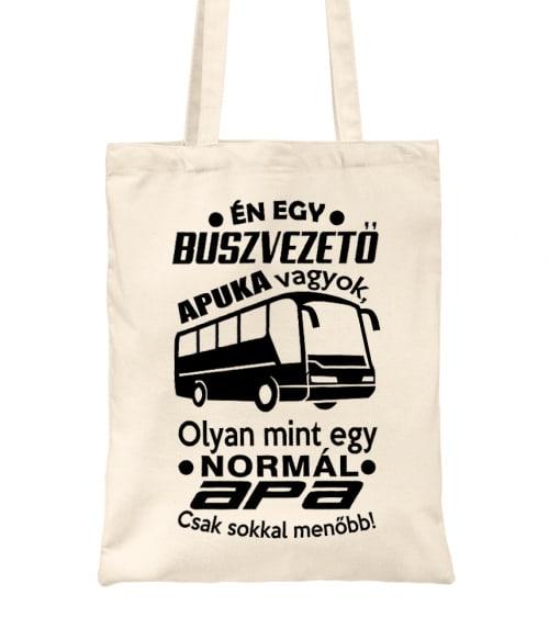 Buszvezető apa Póló - Ha Chauffeur rajongó ezeket a pólókat tuti imádni fogod!
