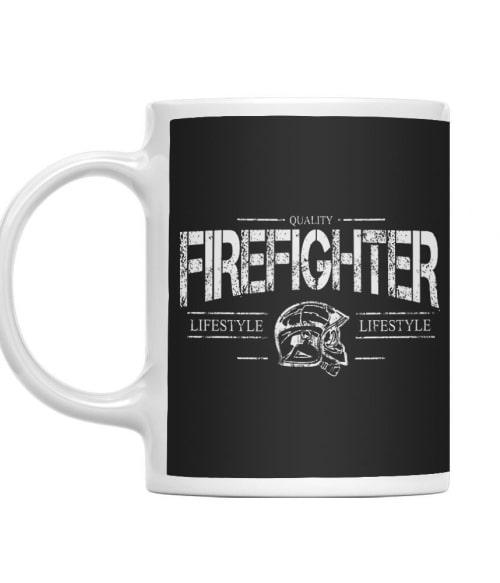 Firefighter Póló - Ha Firefighter rajongó ezeket a pólókat tuti imádni fogod!