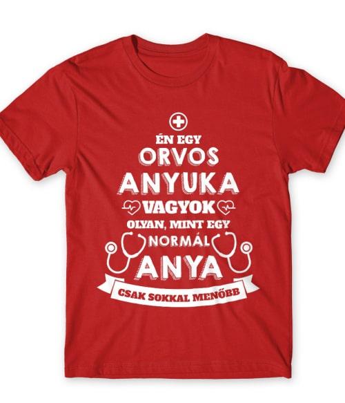 Orvos anya Póló - Ha Doctor rajongó ezeket a pólókat tuti imádni fogod!