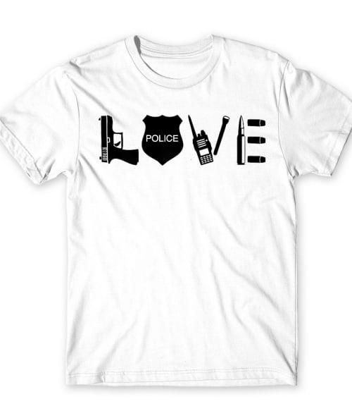 Police love Póló - Ha Police rajongó ezeket a pólókat tuti imádni fogod!