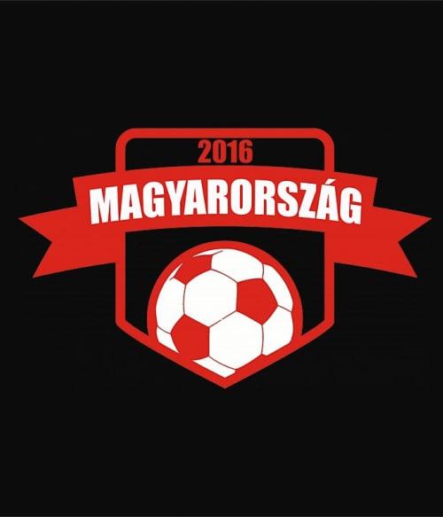 Magyarország EB Labda Póló - Ha Football rajongó ezeket a pólókat tuti imádni fogod!