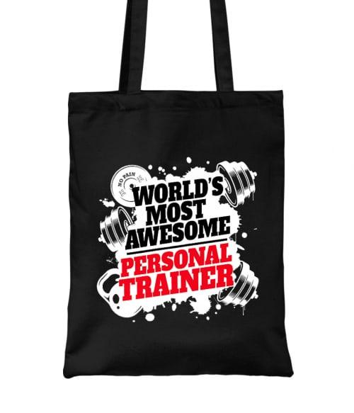 Awesome personal trainer Póló - Ha Personal Trainer rajongó ezeket a pólókat tuti imádni fogod!