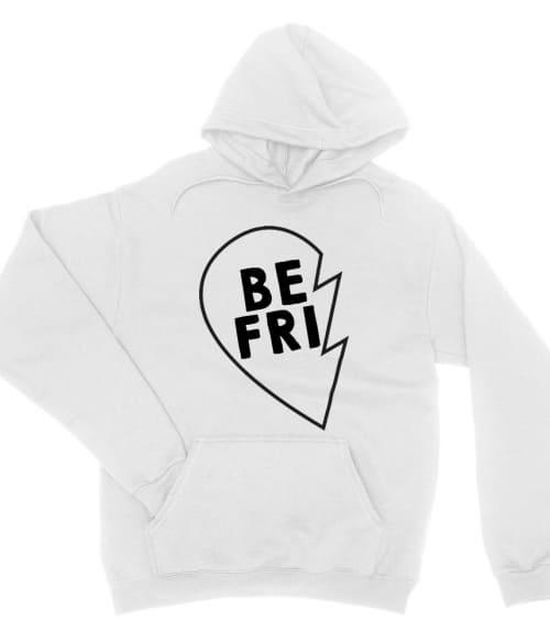 Best Friends Heart Left Póló - Ha Friendship rajongó ezeket a pólókat tuti imádni fogod!