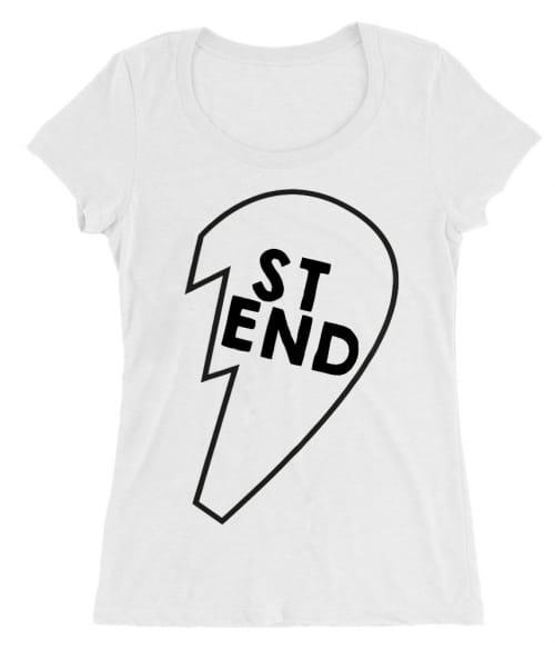 Best Friends Heart Right Póló - Ha Friendship rajongó ezeket a pólókat tuti imádni fogod!