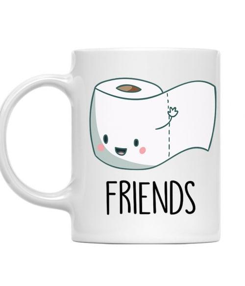 Friends paper Póló - Ha Friendship rajongó ezeket a pólókat tuti imádni fogod!