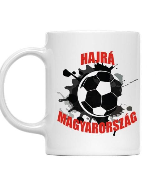 Hajra Magyarország Paca Póló - Ha Football rajongó ezeket a pólókat tuti imádni fogod!