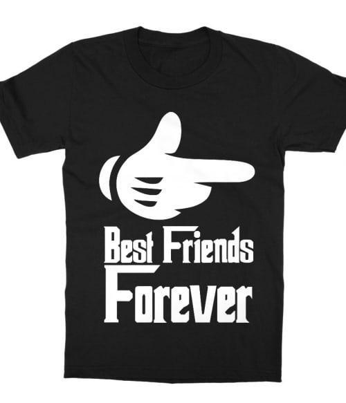 Godfather frineds right Póló - Ha Friendship rajongó ezeket a pólókat tuti imádni fogod!