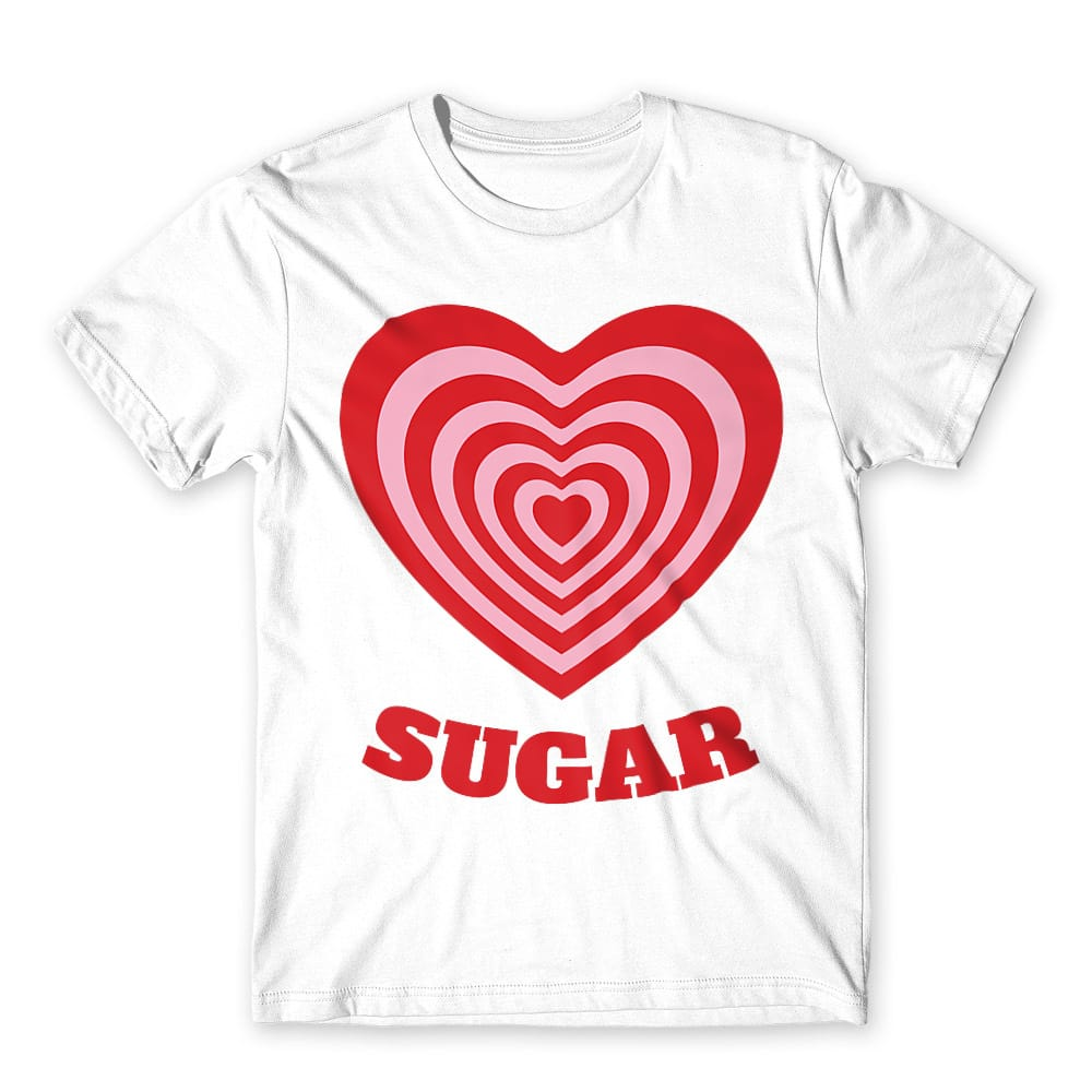 Sugar heart Póló - Ha Friendship rajongó ezeket a pólókat tuti imádni fogod!