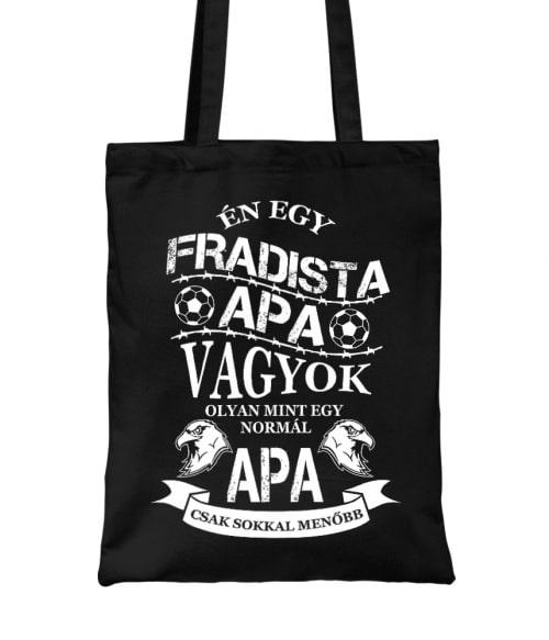 Fradista apa Póló - Ha Football rajongó ezeket a pólókat tuti imádni fogod!