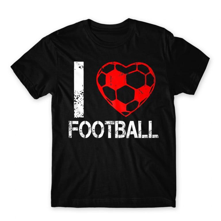 6b9d1d9765 I love football Póló - Football