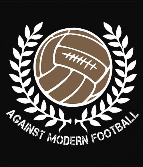 Retro against modern football Póló - Ha Football rajongó ezeket a pólókat tuti imádni fogod!