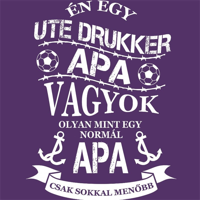 UTE drukker apa Póló - Ha Football rajongó ezeket a pólókat tuti imádni fogod!