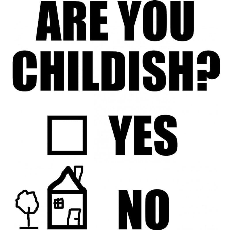 Childish Póló - Ha Fun Texts rajongó ezeket a pólókat tuti imádni fogod!
