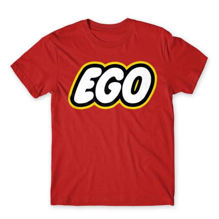87140984ea Ego logo Póló - Fun Texts