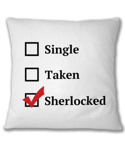 Single Taken Sherlocked Póló - Ha Sherlock rajongó ezeket a pólókat tuti imádni fogod!