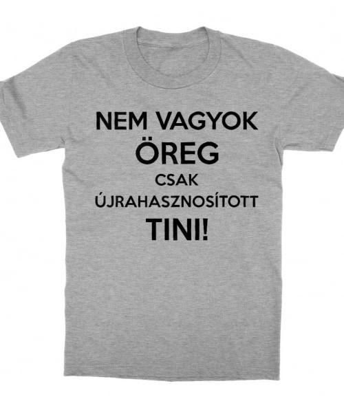 Újrahasznosított tini Póló - Ha Fun Texts rajongó ezeket a pólókat tuti imádni fogod!
