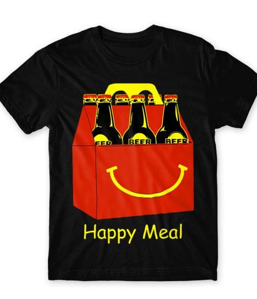 Happy Meal Póló - Ha Drinks rajongó ezeket a pólókat tuti imádni fogod!