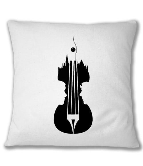 Sherlock Violin Póló - Ha Sherlock rajongó ezeket a pólókat tuti imádni fogod!